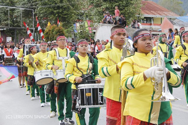 Marching Band SMAN 2 Balige